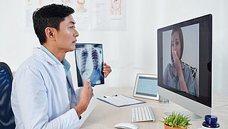 'Patiënten moeten zelf kunnen kiezen voor digitale zorg'