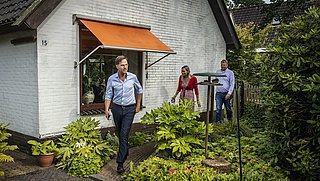 Eenmalig 750 euro voor huurders aardbevingsgebied Groningen