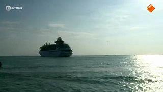 Douche: MSC Cruises