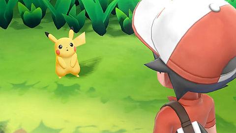 Monstertjes vangen in Pokémon: Let's Go, is dat geschikt voor mijn kind?}