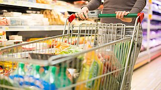 'Verplichte winkelwagen zorgt niet voor naleving 1,5 meter-regel'