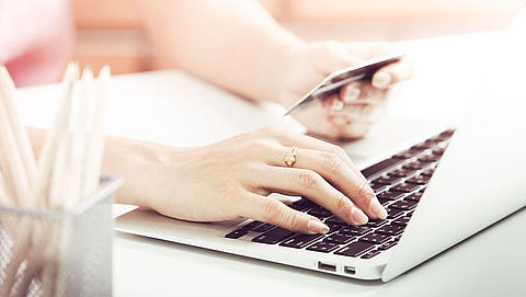 'Webwinkel We Love Musthaves overtreedt de regels, bestelfunctie offline'