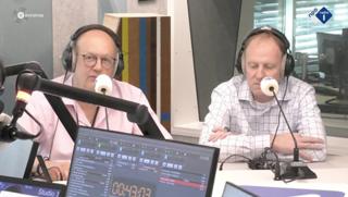 Radio-uitzending 20-04-2019