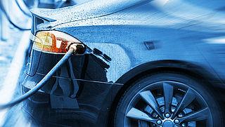 Elektrische auto behoudt langer waarde