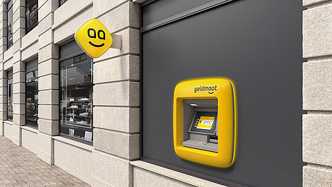 Geldautomaten krijgen nieuw en uniform uiterlijk}