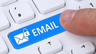 'E-mailen met PGP-versleuteling momenteel niet veilig'
