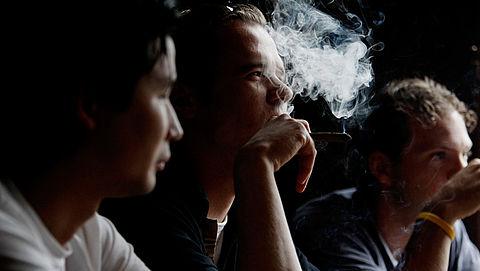 Rookruimtes in horeca mogen niet meer