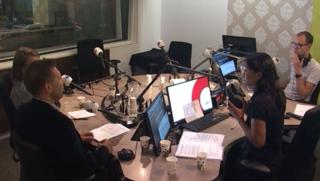 Radio-uitzending 19-08-2017