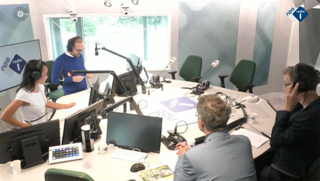 Radio-uitzending 02-06-2018