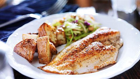 Vette vis kan risico op oogziekte halveren