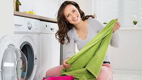 Zuinige wasmachine vaak onzuinig gebruikt}