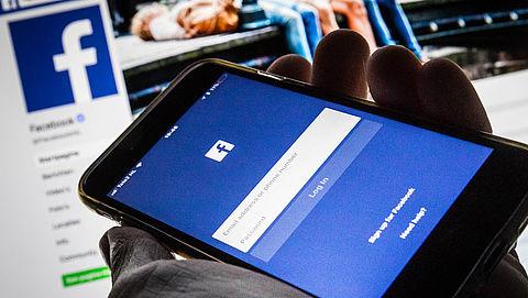 Opnieuw onderzoek naar Facebook om delen gebruikersgegevens}