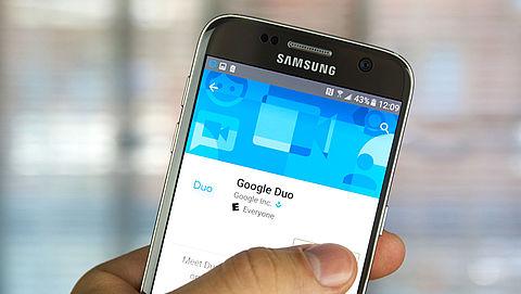 Google gaat strijd aan met Skype en FaceTime}