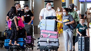 Reisadvies IJsland naar oranje vanwege quarantaineregels