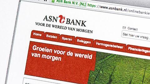 Meer mensen openen rekening bij ASN Bank