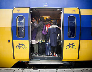 Claim tegen NS om bomvolle treinen