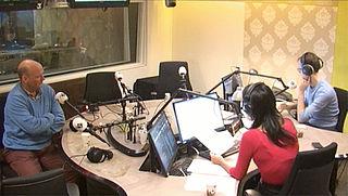 Radio-uitzending 20-01-2018