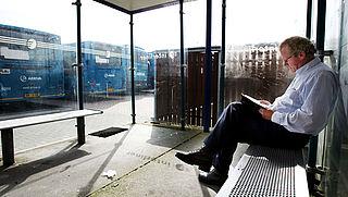 Let op: geen streekbussen en regionale treinen door staking