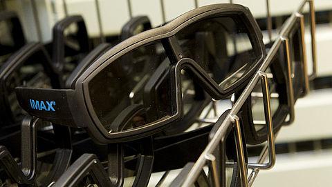 Kan ik mijn 3D-bril meenemen naar een andere bioscoop?
