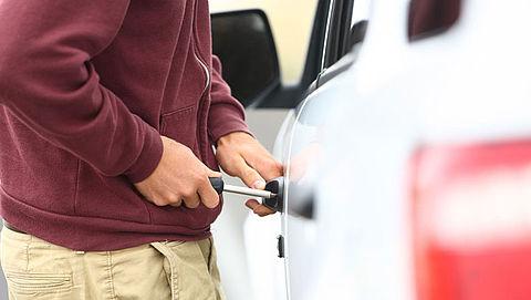 Aantal autodiefstallen daalt