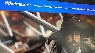Ticketmaster gaat servicekosten terugbetalen bij geannuleerde evenementen