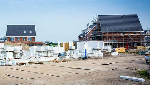 'Taskforce nodig voor vastgelopen woningbouw'