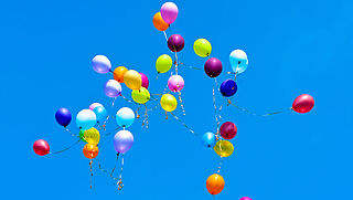 Oplaten van ballonnen in steeds meer gemeenten verboden