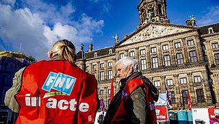 FNV wil pensioenkorting van tafel
