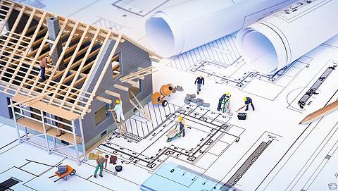 Minder huizen gebouwd door belastingmaatregel woningcorporaties