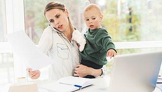 'Ouders moeten kraamverlof beter benutten zodat vrouw meer kan werken'