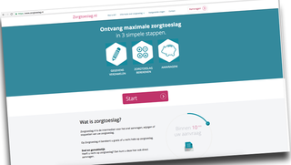 Let op bij het aanvragen van zorgtoeslag op Zorgtoeslag.nl