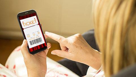 Ticketfraude tegengaan door koppelen kaartje en smartphone
