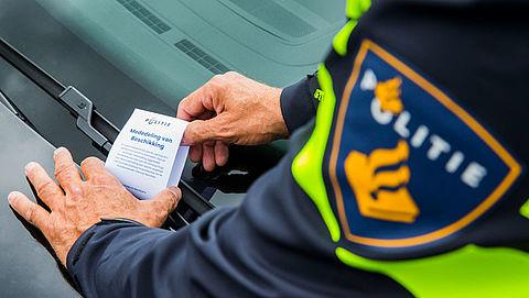 Een derde van verkeersboetes vorig jaar onterecht