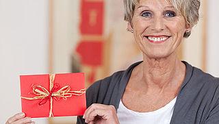Cadeaubon is favoriet geschenk, brúikbare spullen worden ook gewaardeerd