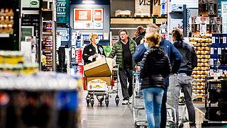 'Klanten zonder mondkapje worden supermarkt niet uitgezet'