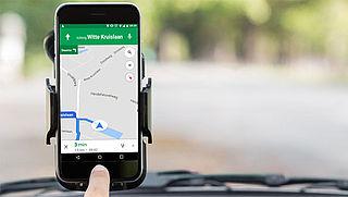 Vier handige navigatie-apps voor Android en iOS