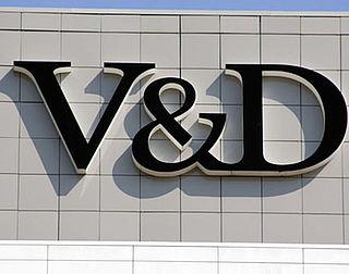 V&D mikt op doorstart met minder winkels