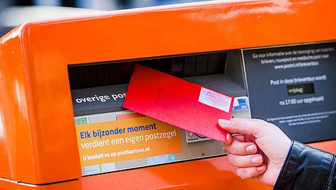 Prijs postzegels stijgt volgend jaar met 5 cent