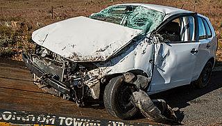 Wanneer is een auto total loss?