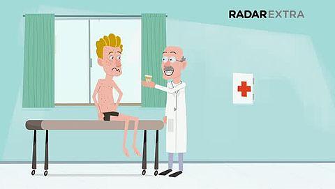 Hoe declareert het ziekenhuis?