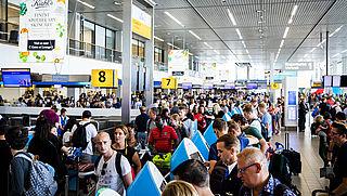 Ervaring met vertrekgarantie bij reis?
