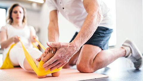 Grote onrust bij fysiotherapeuten: 'Ik moet snel weten waar ik aan toe ben'