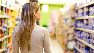 Supermarkten hebben weinig last van internetverkoop
