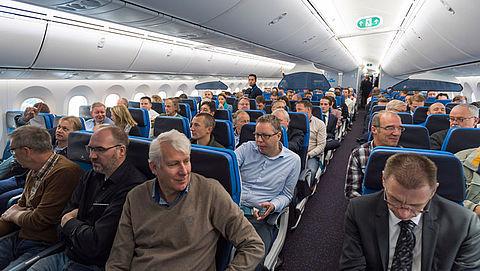 Steeds hogere kosten voor reserveren vliegtuigstoel