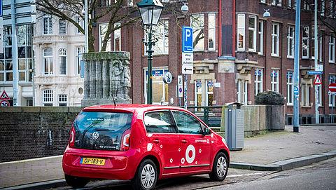 Aantal deelauto's in Nederland blijft toenemen