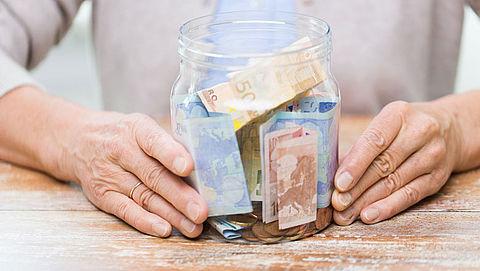 Kleine verbetering voor pensioenfondsen}