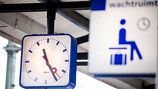 ProRail: Treinen iets minder vertraging in 2018