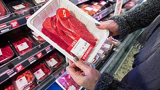 Prijzen voor vlees en vis zijn sterk gestegen