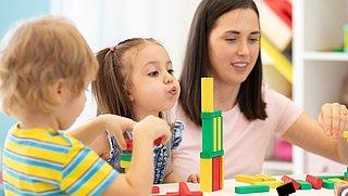 'Kinderdagverblijven zullen steeds vaker kinderen moeten weigeren'