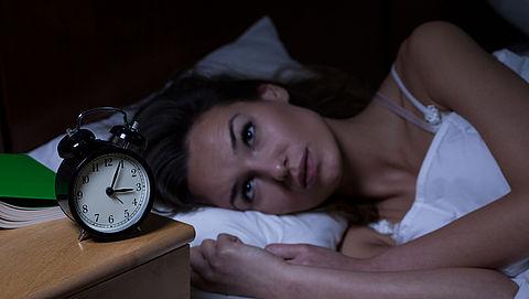 Een op de vijf Nederlanders heeft last van slapeloosheid}